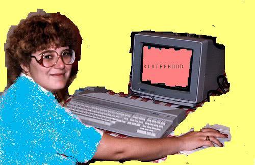 chica computadora ok