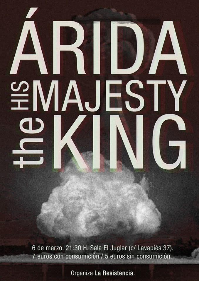 Bolo Arida +Majesty